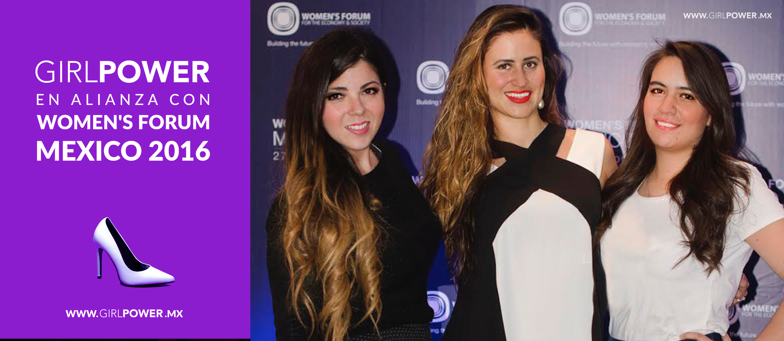 Women's Forum México 2016 Recap #WFMX16