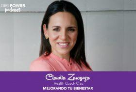 GirlPower Podcast: Claudia Zaragoza