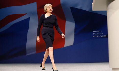 Fuerte, competente, capacitada… así es Theresa May, próxima primera ministra de Reino Unido