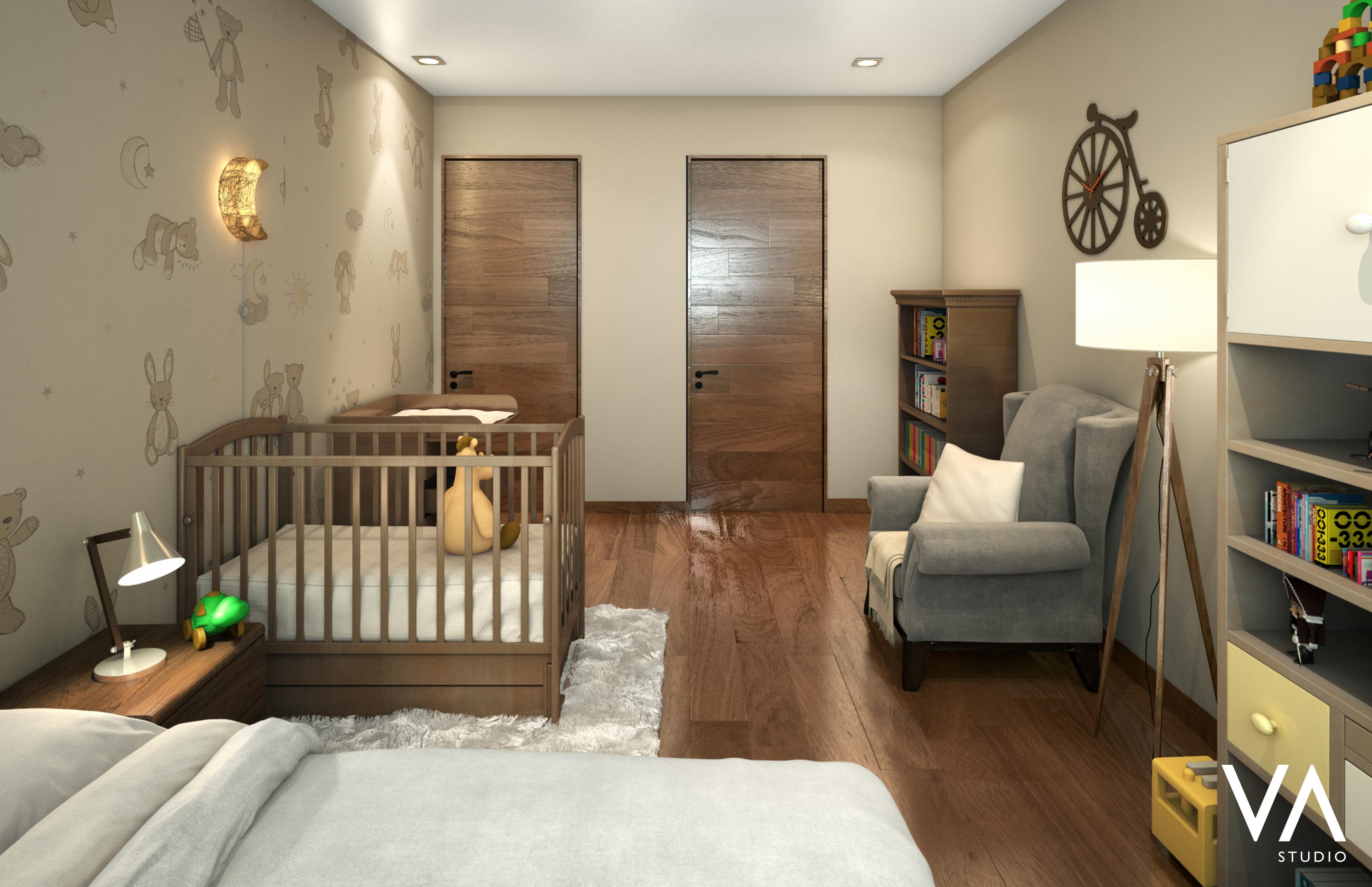 Decoración para el cuarto del bebé | Girl Power