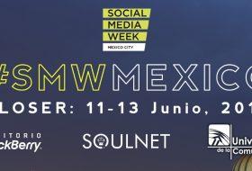 Social Media Week México 2018
