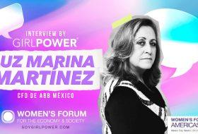 Entrevista Women's Forum Americas 2019: Luz Marina Martínez