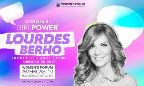 Entrevista Women's Forum Américas 2019: Lourdes Berho