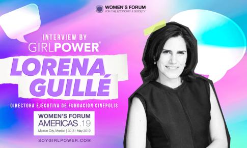 Entrevista Women's Forum Americas 2019: Lorena Guillé