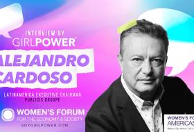 Entrevista Women's Forum Americas 2019: Alejandro Cardoso