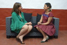 Entrevista con Mónica Flores en el Women's Forum Américas 2019