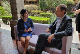 Entrevista con Daniel Bandle en el Women's Forum Américas 2019