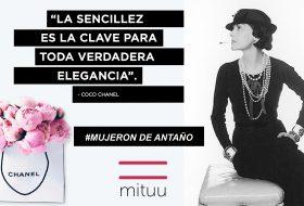 #MujeróndeAntaño: Coco Chanel
