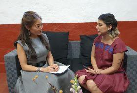 Entrevista con Si-Yeon Kim en el Women's Forum Américas 2019