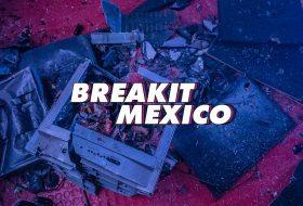 """Break It: El primer """"anger room"""" en CDMX"""