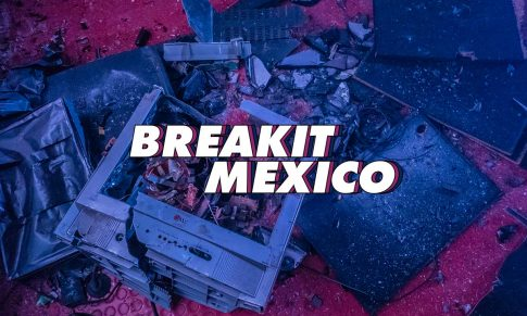 "Break It: El primer ""anger room"" en CDMX"