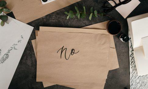Aprende a decir NO sin sentirte culpable siguiendo estos sencillos pasos