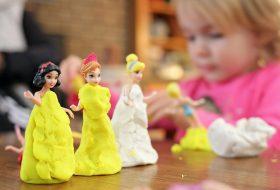Estereotipos de género en las princesas de Disney
