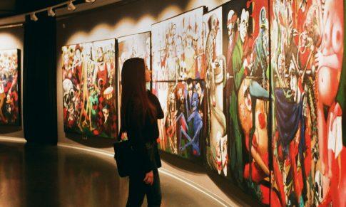 Primer museo de arte contemporáneo desde el coche en CDMX