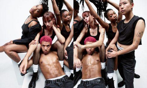 Calvin Klein se une con Queer State LA para lanzar una campaña que busca promover la inclusión y autoexpresión.