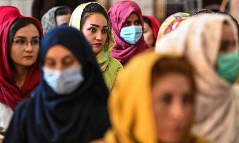 Las 29 prohibiciones que los talibanes imponen a las mujeres en Afganistán.